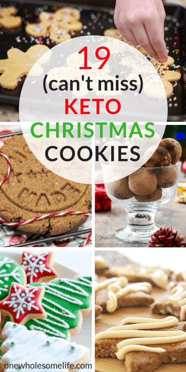 19 Keto Christmas Cookies To Make Your Holiday Bright One