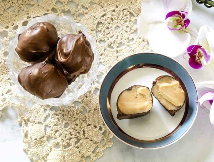 Keto Sweet Cream Truffles