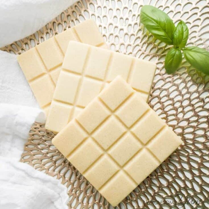 Sugar-Free White Chocolate