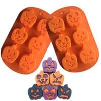 Pumpkin Silicone Candy Molds