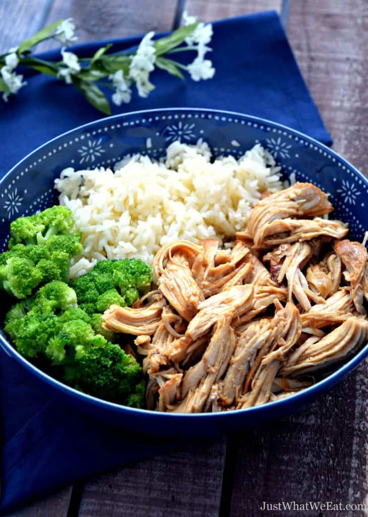 Slow Cooker or Instant Pot Teriyaki Chicken
